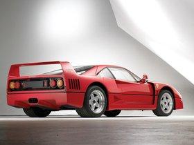 Ver foto 7 de Ferrari F40 Prototype 1987