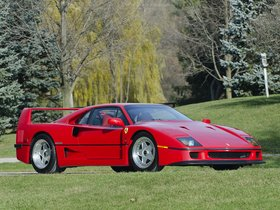 Ver foto 20 de Ferrari F40 USA 1987