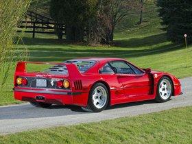 Ver foto 19 de Ferrari F40 USA 1987