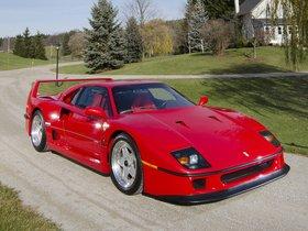 Ver foto 17 de Ferrari F40 USA 1987