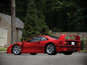 Ver foto 15 de Ferrari F40 USA 1987