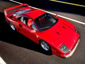 Ver foto 13 de Ferrari F40 USA 1987