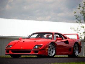 Ver foto 11 de Ferrari F40 USA 1987