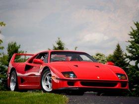 Ver foto 10 de Ferrari F40 USA 1987