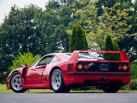 Ver foto 9 de Ferrari F40 USA 1987