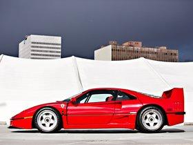 Ver foto 6 de Ferrari F40 USA 1987