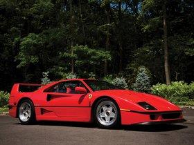 Ver foto 5 de Ferrari F40 USA 1987