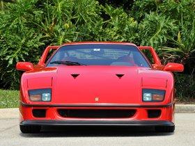 Ver foto 3 de Ferrari F40 USA 1987