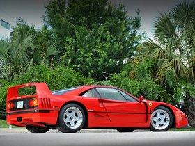 Ver foto 2 de Ferrari F40 USA 1987