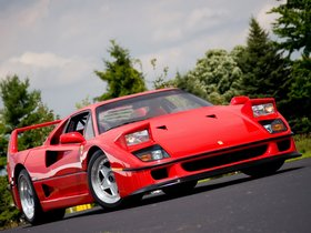 Fotos de Ferrari F40 USA 1987