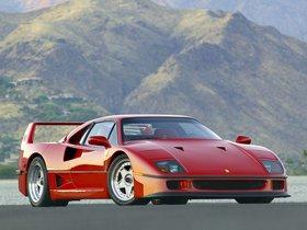 Ver foto 24 de Ferrari F40 USA 1987