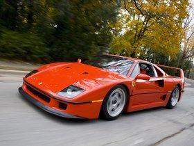 Ver foto 22 de Ferrari F40 USA 1987