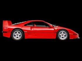 Ver foto 21 de Ferrari F40 USA 1987