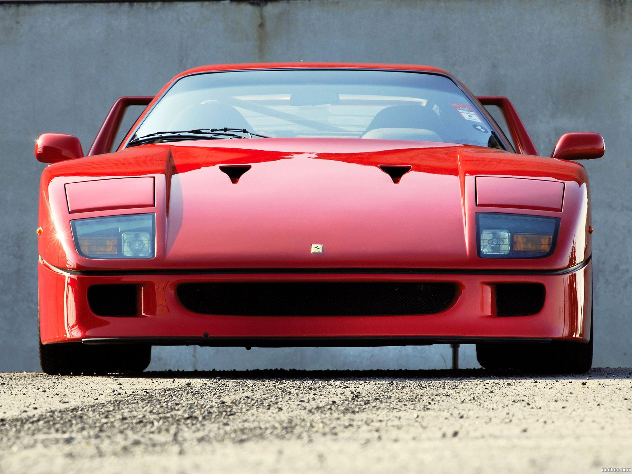 Foto 0 de Ferrari F40 Valeo 1989