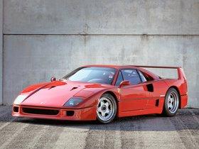 Ver foto 2 de Ferrari F40 Valeo 1989