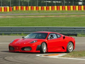 Ver foto 14 de Ferrari F430 GT 2007