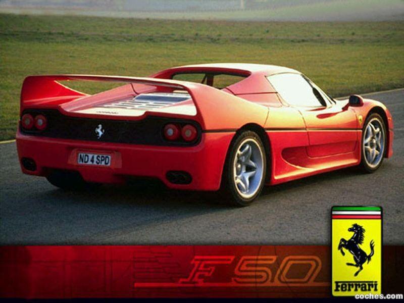 Foto 12 de Ferrari F50 1995