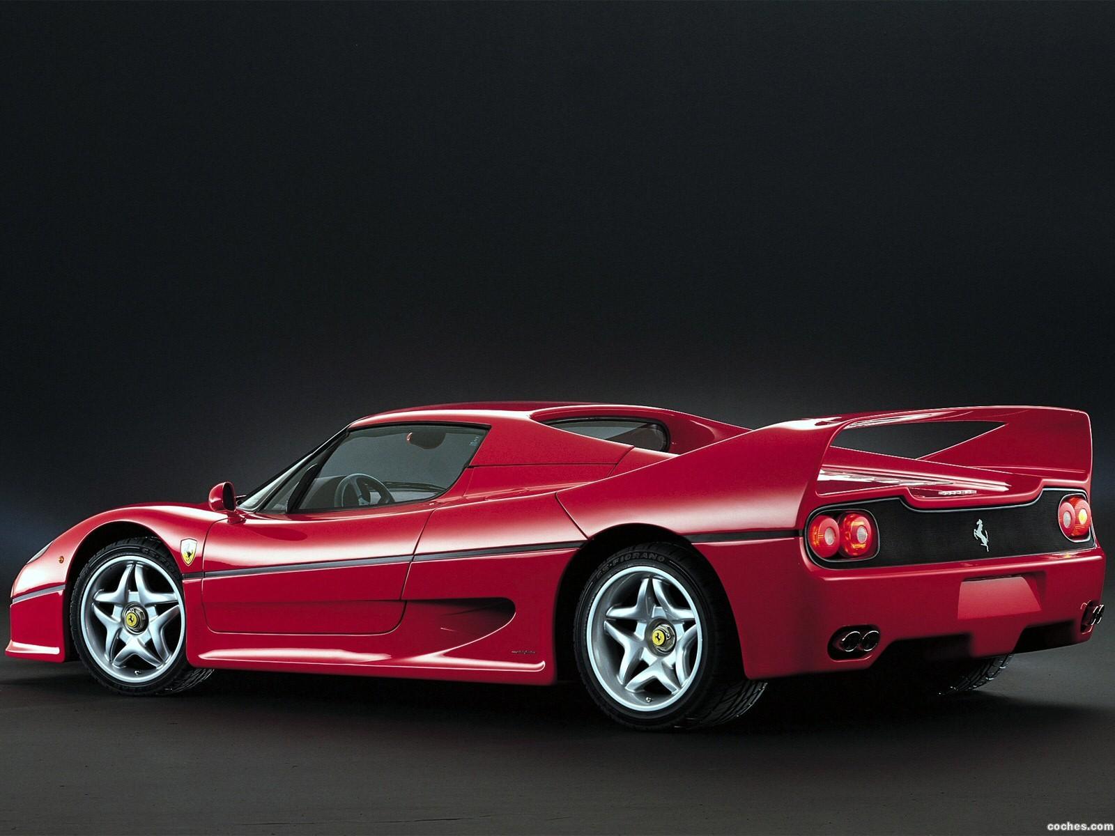 Foto 3 de Ferrari F50 1995