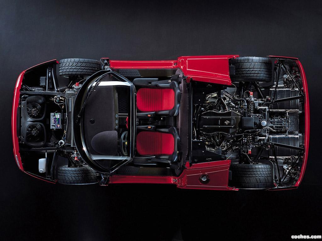 Foto 31 de Ferrari F50 1995