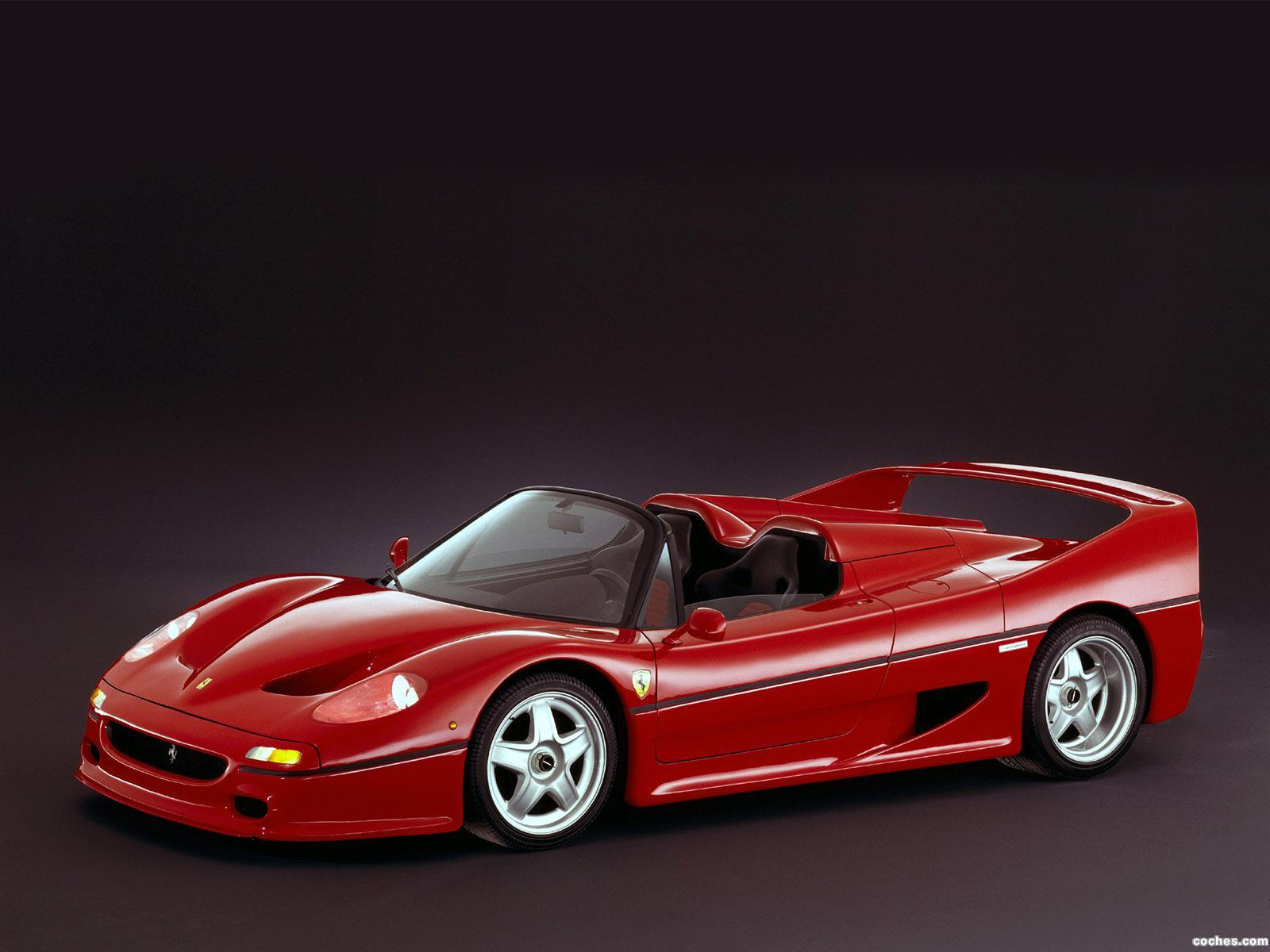 Foto 18 de Ferrari F50 1995