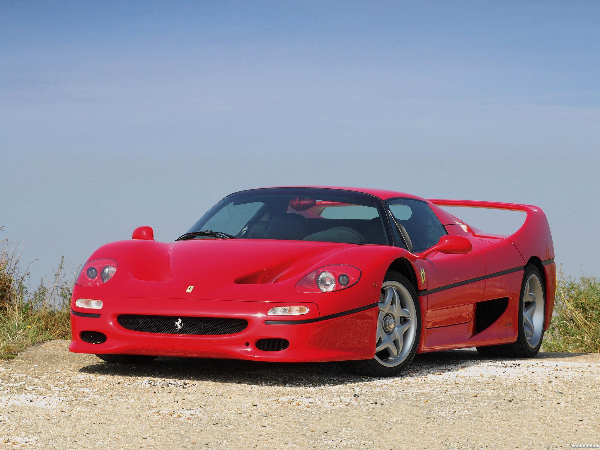 Foto 16 de Ferrari F50 1995