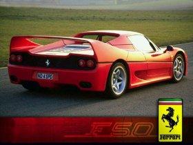 Ver foto 13 de Ferrari F50 1995