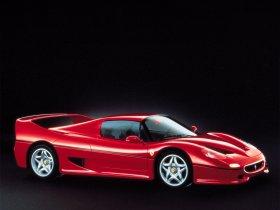 Ver foto 2 de Ferrari F50 1995