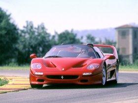 Ver foto 1 de Ferrari F50 1995