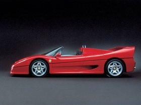 Ver foto 31 de Ferrari F50 1995