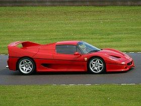 Ver foto 30 de Ferrari F50 1995