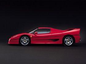 Ver foto 23 de Ferrari F50 1995