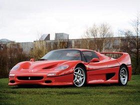 Ver foto 14 de Ferrari F50 1995