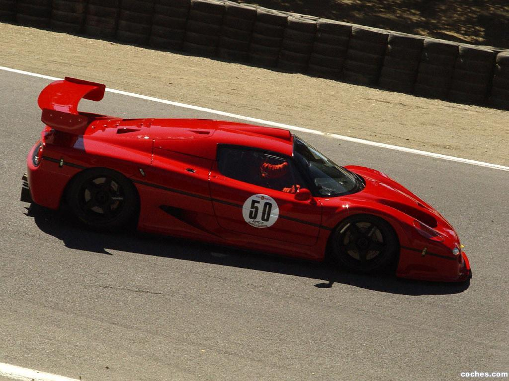 Foto 6 de Ferrari F50 GT1 1996