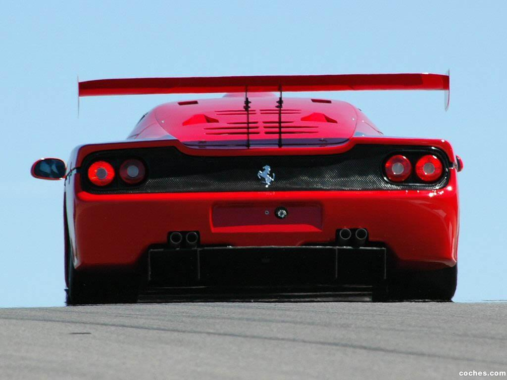 Foto 5 de Ferrari F50 GT1 1996