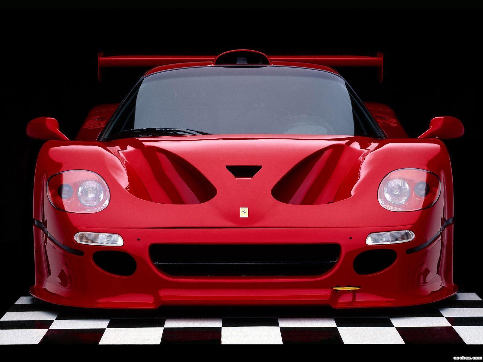 Foto 0 de Ferrari F50 GT1 1996