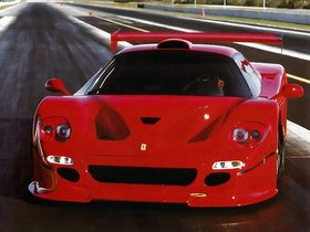 Ver foto 2 de Ferrari F50 GT1 1996