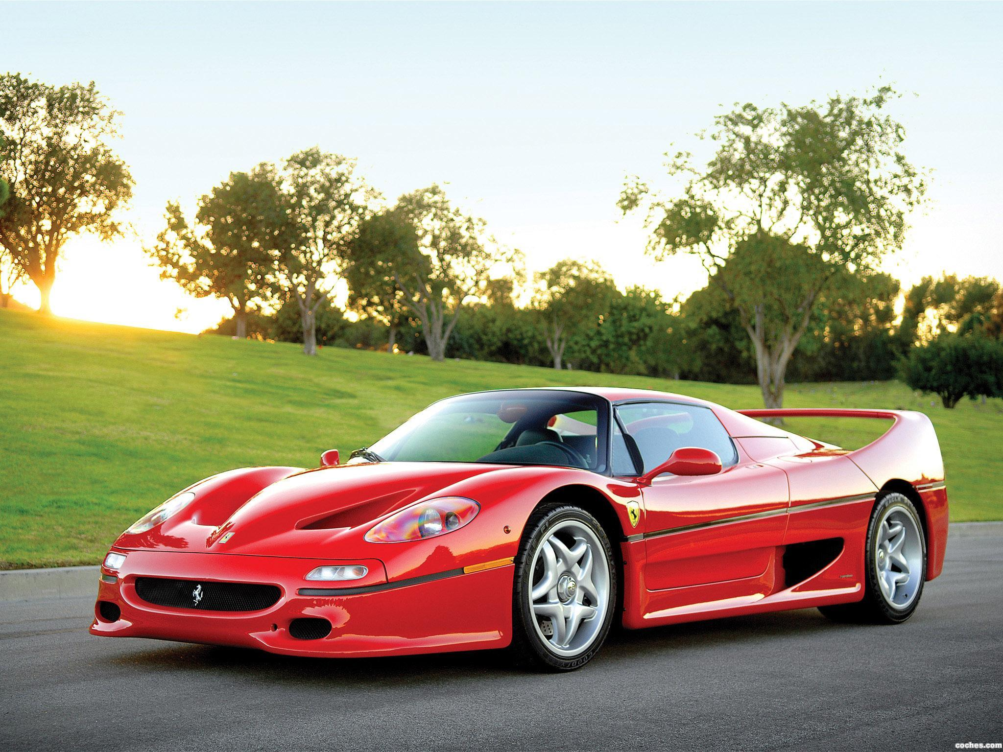 Foto 1 de Ferrari F50 Preserial No99999 1995