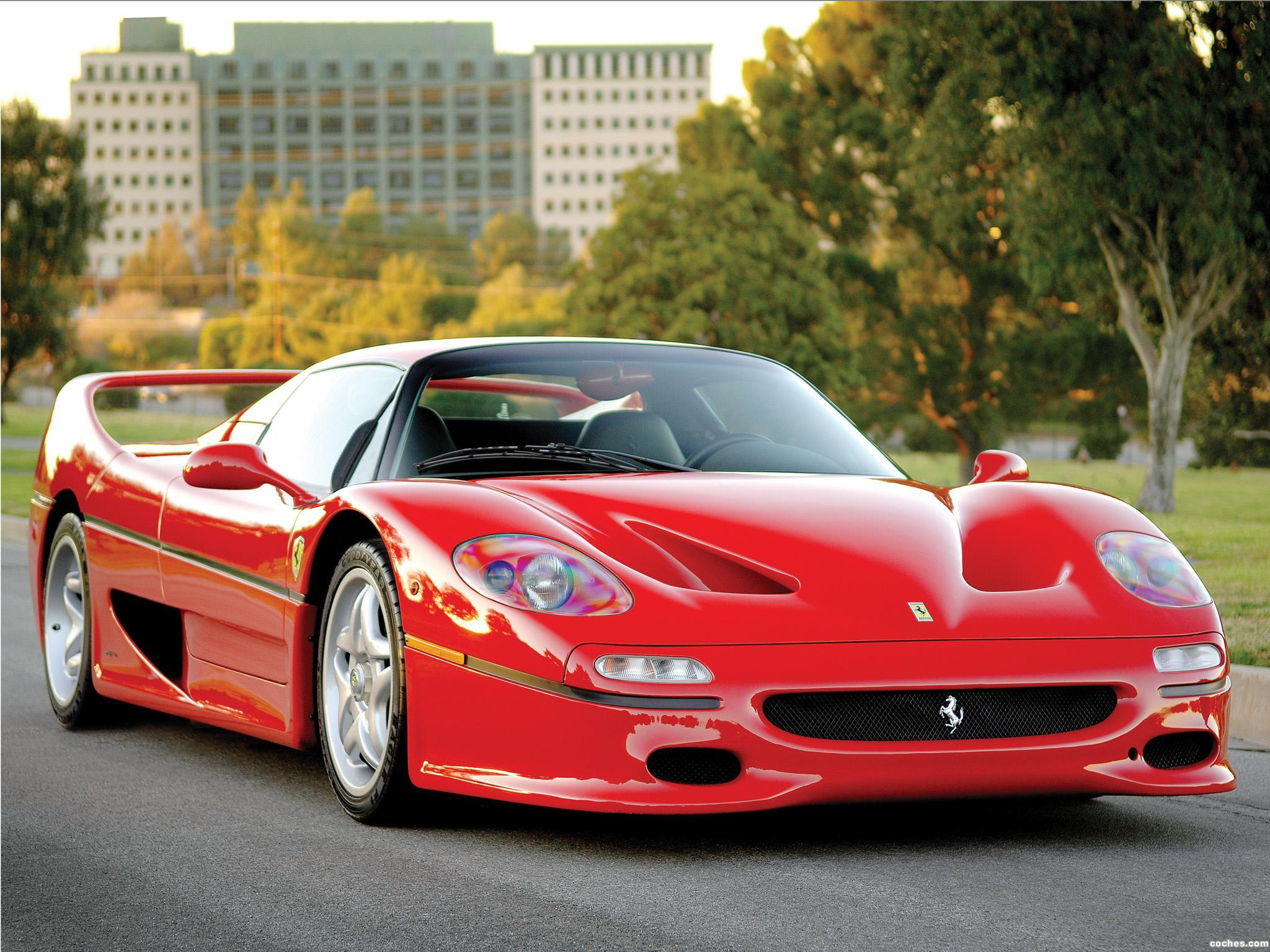 Foto 0 de Ferrari F50 Preserial No99999 1995