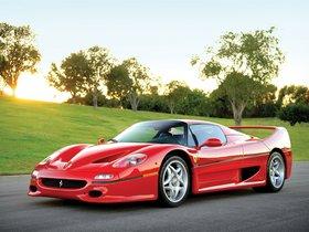 Ver foto 2 de Ferrari F50 Preserial No99999 1995
