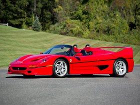 Ver foto 9 de Ferrari F50 USA 1995