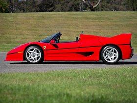 Ver foto 7 de Ferrari F50 USA 1995