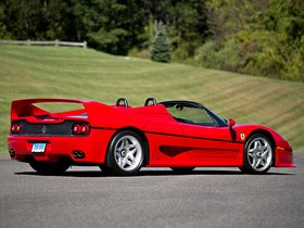 Ver foto 6 de Ferrari F50 USA 1995