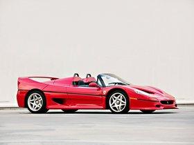 Ver foto 5 de Ferrari F50 USA 1995