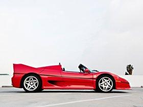 Ver foto 4 de Ferrari F50 USA 1995