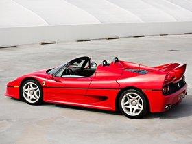 Ver foto 3 de Ferrari F50 USA 1995