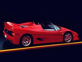 Ver foto 2 de Ferrari F50 USA 1995