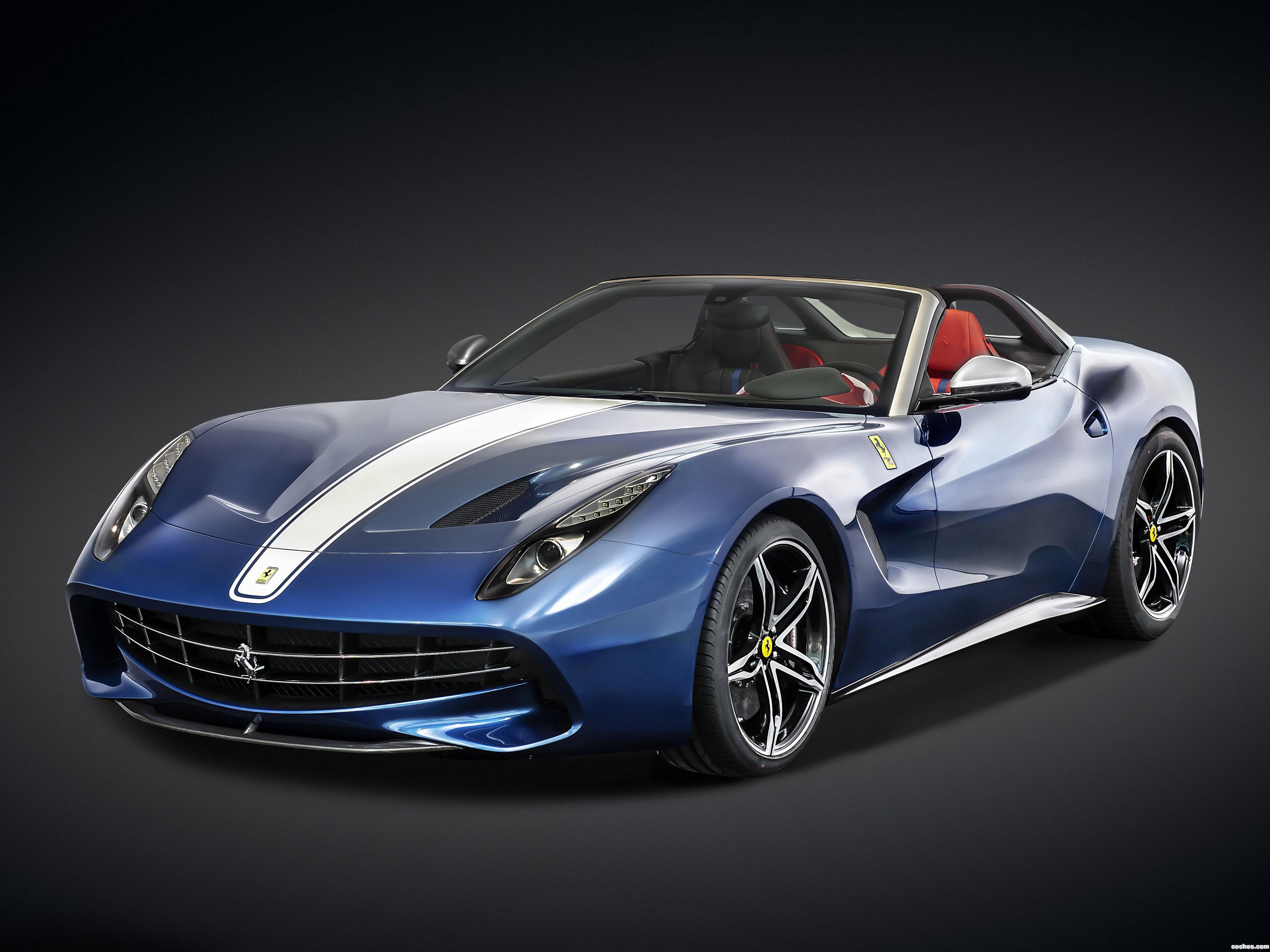 Foto 0 de Ferrari F60 America 2014