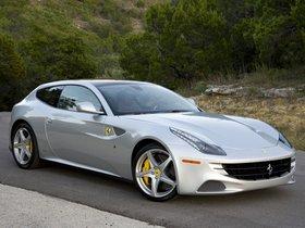 Ver foto 5 de Ferrari FF Panoramic USA 2012