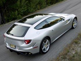 Ver foto 4 de Ferrari FF Panoramic USA 2012
