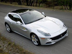 Fotos de Ferrari FF Panoramic USA 2012